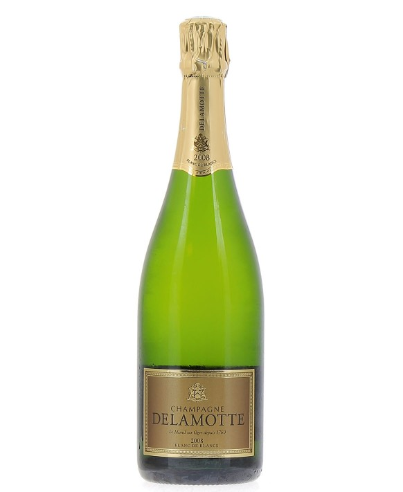 Champagne Delamotte Blanc de Blancs  2008