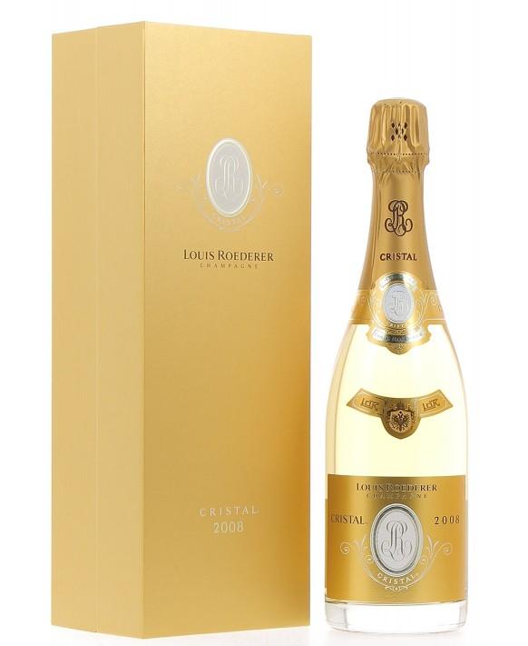 Champagne Louis Roederer Cristal 2008 75cl