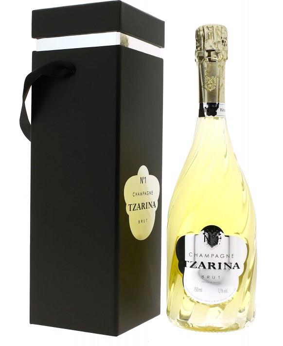 Champagne Tsarine Tzarina coffret Magnum