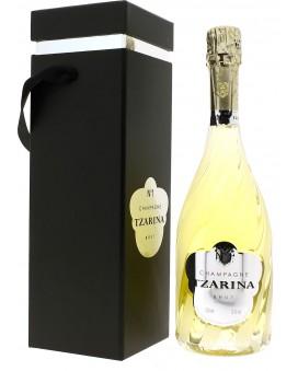 Champagne Tsarine Tzarina casket Magnum
