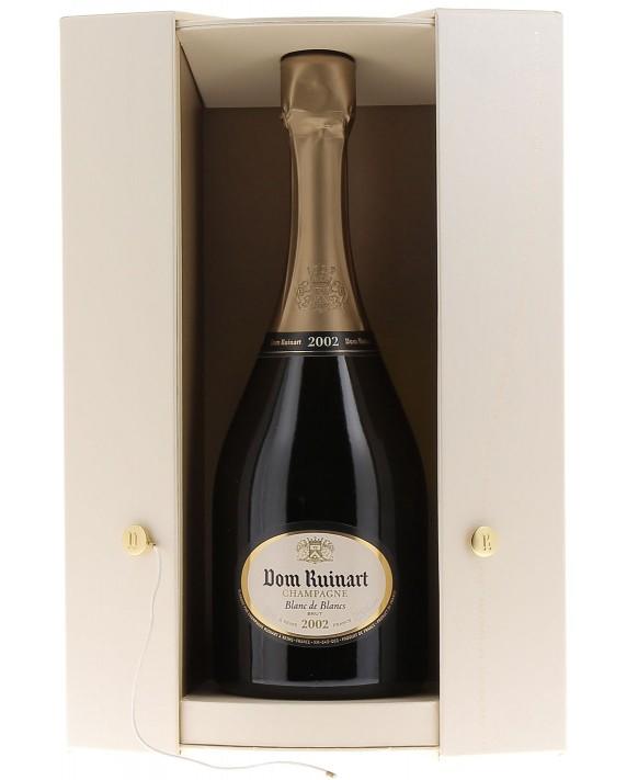 Champagne Ruinart Dom Ruinart 2002 coffret