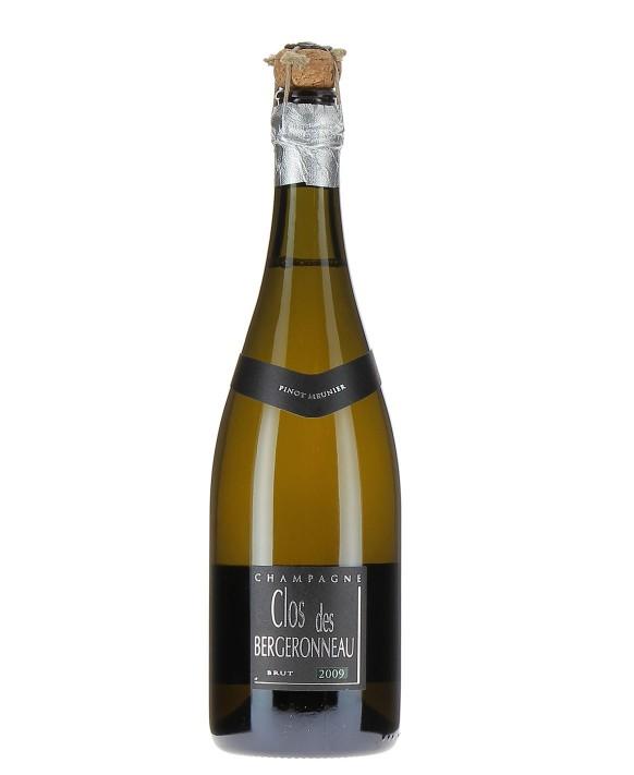 Champagne Bergeronneau Marion Clos des Bergeronneau vendange 2009