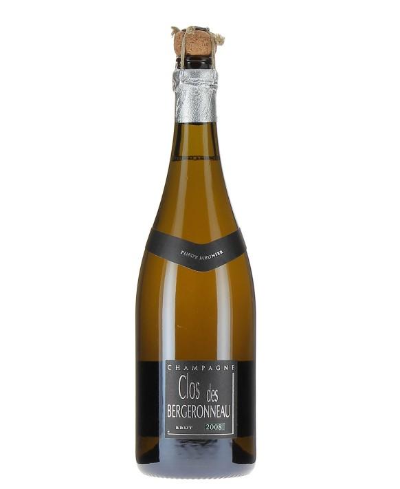 Champagne Bergeronneau Marion Clos des Bergeronneau vendange 2008