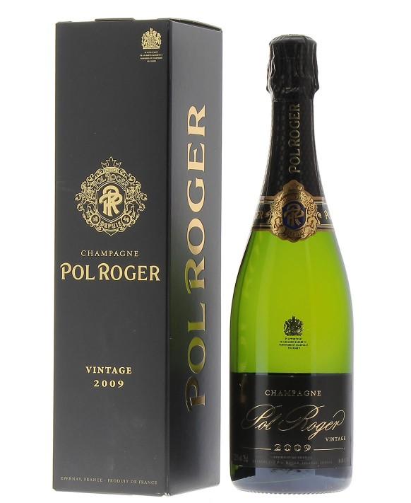 Champagne Pol Roger Brut 2009 75cl