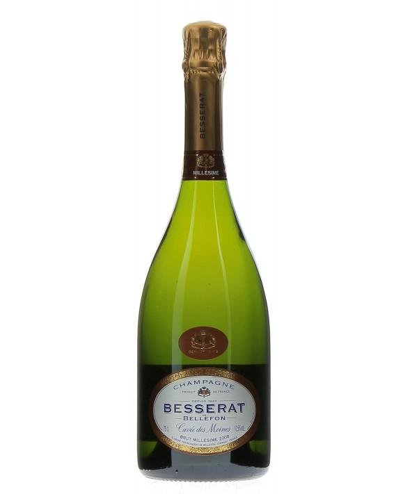 Champagne Besserat De Bellefon Cuvée des Moines 2008 75cl