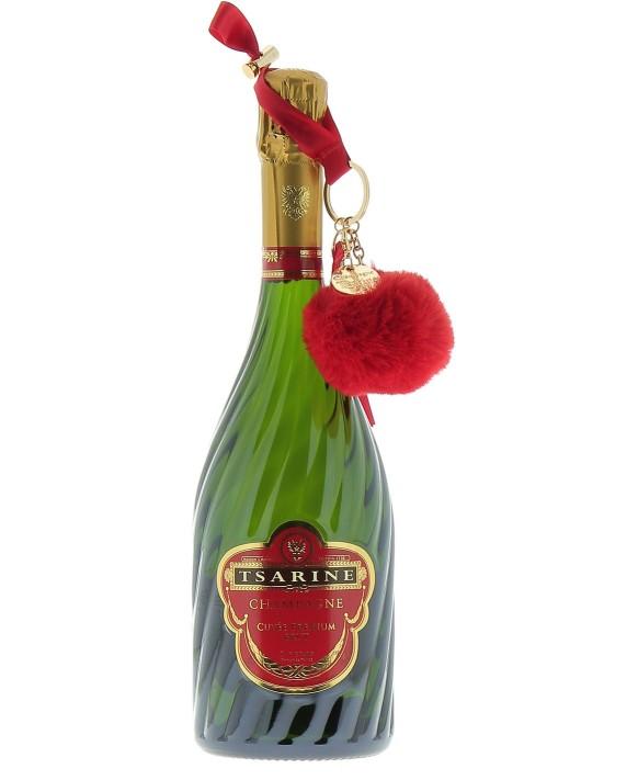Champagne Tsarine Cuvée Premium Brut avec pompon