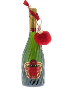 Champagne Tsarine Cuvée Premium Brut with pompom