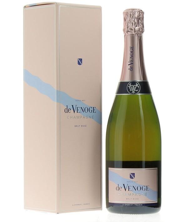 Champagne De Venoge Rosé