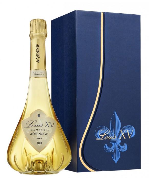 Champagne De Venoge Cuvée Louis XV 2008