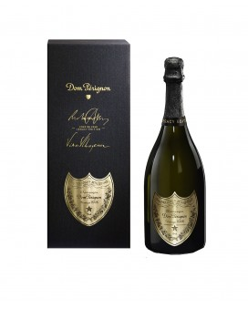 Champagne Dom Perignon Vintage 2008 coffret Legacy