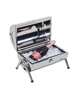 Champagne Piper - Heidsieck Rosé Sauvage BBQ box