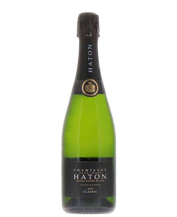 Champagne Jean-noel Haton Cuvée Brut classic