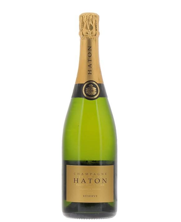 Champagne Jean-noel Haton Cuvée Brut Réserve