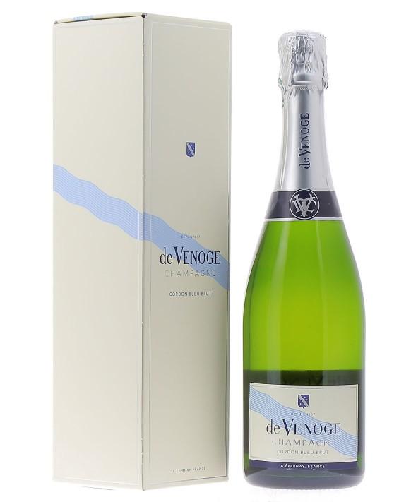 Champagne De Venoge Cordon Bleu Brut