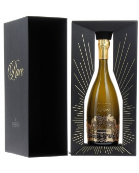 Champagne Piper - Heidsieck Rare Millésime 2002 coffret Grand luxe