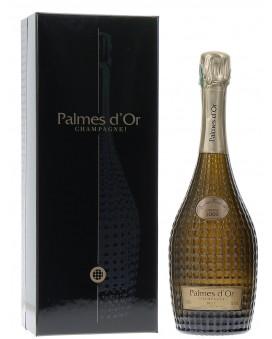 Champagne Nicolas Feuillatte Palmes d'Or 2006 coffret luxe