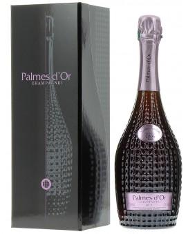 Champagne Nicolas Feuillatte Palmes d'Or Rosé 2006 coffret luxe