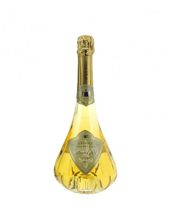 Champagne De Venoge Cuvée Louis XV 1996