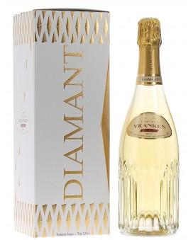 Champagne Diamant De Vranken Brut gift box