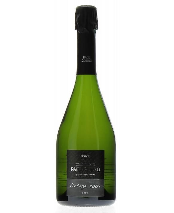Champagne Paul Goerg Vintage 2009 75cl