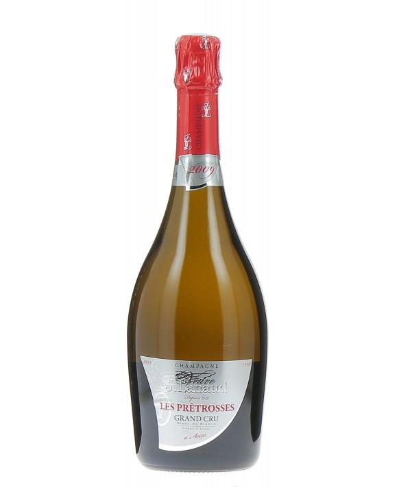 Champagne Veuve Lanaud Cuvée des Prétrosses Grand Cru Blanc de Blancs 2009