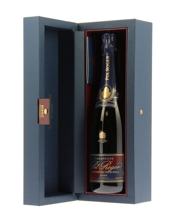 Champagne Pol Roger Cuvée Winston Churchilll 2008