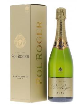 Champagne Pol Roger Blanc de Blancs 2012
