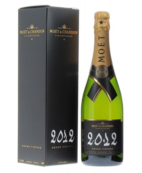 Champagne Moet Et Chandon Grand Vintage 2012