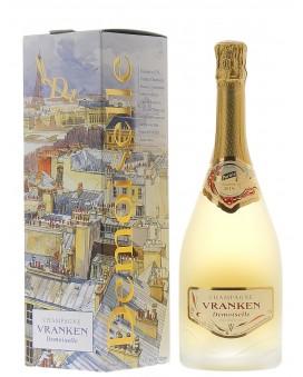 Champagne Demoiselle La Parisienne 2015 étui