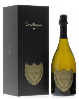 Champagne Dom Perignon Vintage 2008 luxury gift box