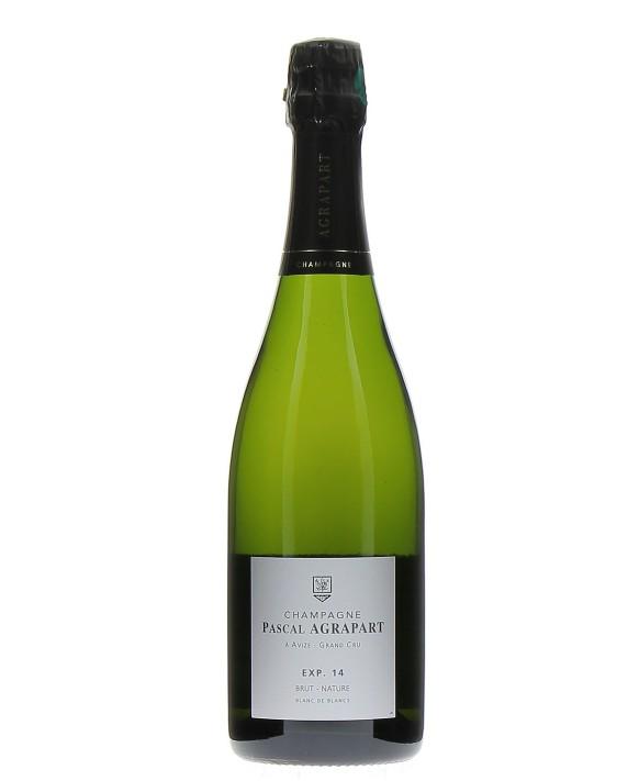 Champagne Agrapart Expérience 14 Brut Nature Grand Cru