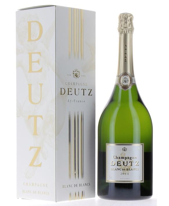 Champagne Deutz Blanc de Blancs 2013 Magnum