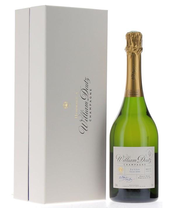 Champagne Deutz Hommage à William Deutz la Côte Glacière 2012