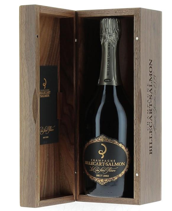 Champagne Billecart - Salmon Clos Saint Hilaire 2002 75cl