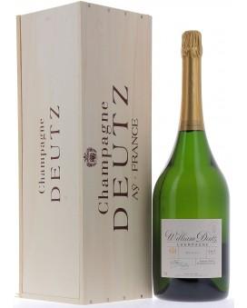 Champagne Deutz Hommage à William Deutz Meurtet 2012 Jéroboam