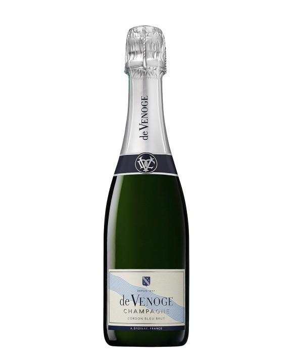 Champagne De Venoge Cordon Bleu Demi