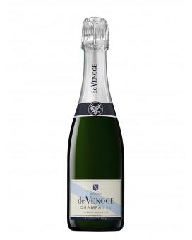 Champagne De Venoge Cordon Bleu half bottle