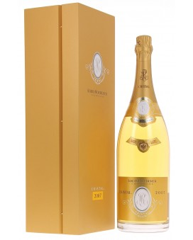Champagne Louis Roederer Cristal 2007 Jéroboam
