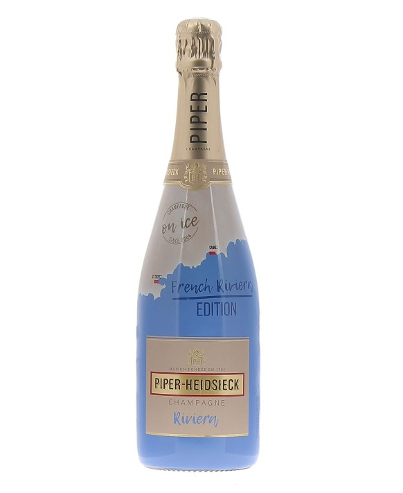 Champagne Piper - Heidsieck Riviera
