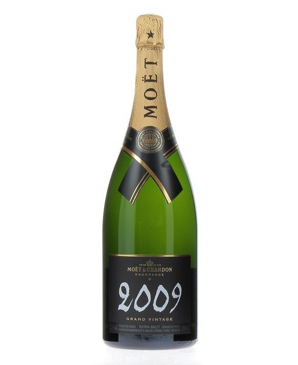 Champagne Moet Et Chandon Grand Vintage 2009 Magnum