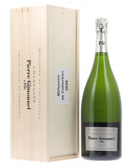 Champagne Pierre Gimonnet Collection 2008 Magnum