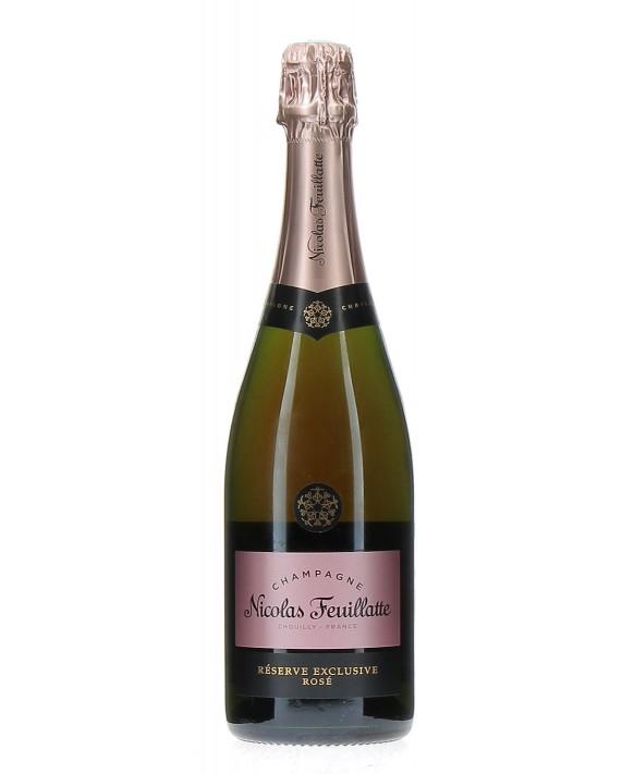 Champagne Nicolas Feuillatte Brut Rosé 75cl