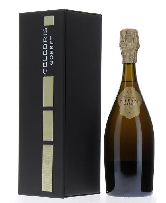 Champagne Gosset Célébris 2007 Extra-Brut