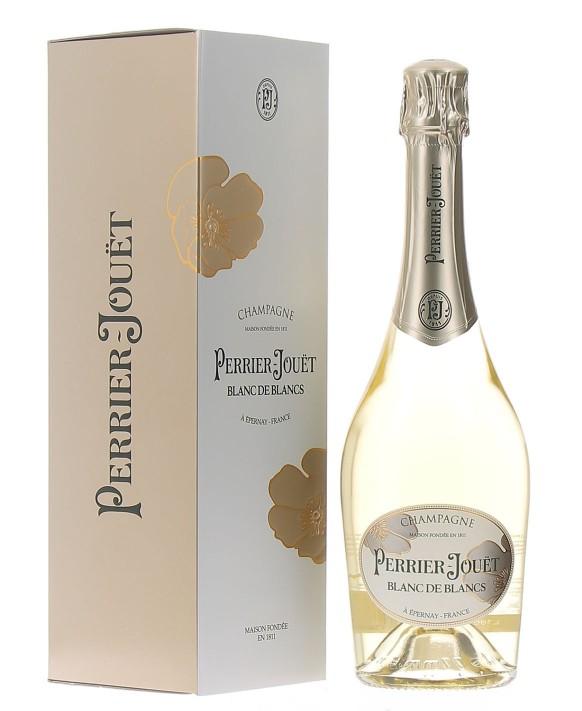 Champagne Perrier Jouet Blanc de Blancs casket