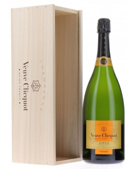 Champagne Veuve Clicquot Vintage 2012 Magnum
