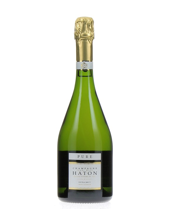Champagne Jean-noel Haton Pure Extra-Brut