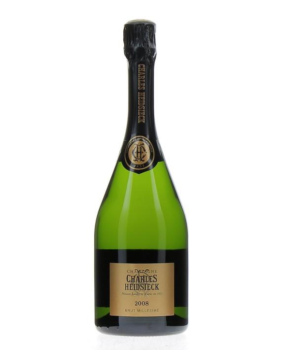 Champagne Charles Heidsieck Brut Millésime 2008