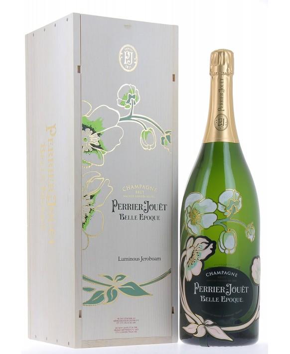 Champagne Perrier Jouet Belle Epoque 2006 Jéroboam lumineux