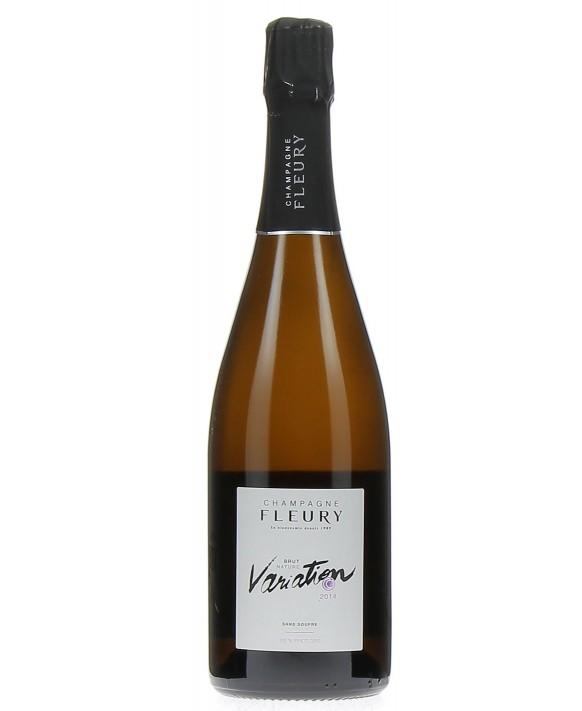 Champagne Fleury Variation 2014 Brut Nature