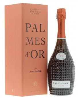 Champagne Nicolas Feuillatte Palmes d'Or 2008 Rosé Intense gift box